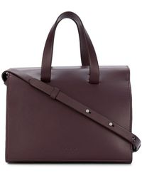 Aesther Ekme - Mini Barrel Shoulder Bag - Lyst