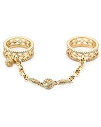 Loree Rodkin - Handcuff Ring - Lyst