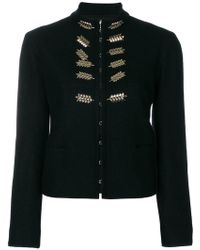Nina Ricci - Leaf Embellished Jacket - Lyst