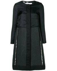 See By Chloé - Contrasting Coat - Lyst