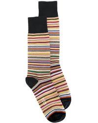 PS by Paul Smith - Multi Stripe Socks - Lyst