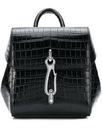 Alexander Wang - Hook Embossed Backpack - Lyst