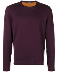 Jacob Cohen - Crew Neck Sweater - Lyst