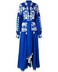 Yuliya Magdych - 'litopys' Dress - Lyst