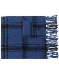 Golden Goose Deluxe Brand - Check Scarf - Lyst