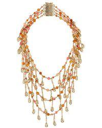 Rosantica - Multi-chain Necklace - Lyst