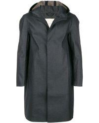 Mackintosh - Hooded Coat - Lyst