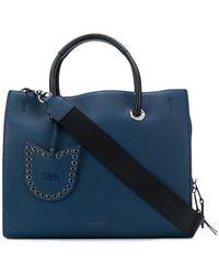 Karl Lagerfeld - K/karry All Shopper Tote Bag - Lyst