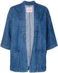 Levi's - Denim Kimono - Lyst