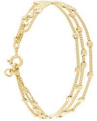 Wouters & Hendrix - My Favourite Triple Chain Bracelet - Lyst