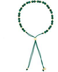 Astley Clarke - Beaded Skinny Bracelet - Lyst