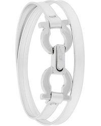 Ferragamo - Gancio Wrap Bracelet - Lyst