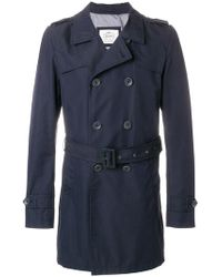 Herno - Mid-length Trench Coat - Lyst