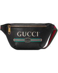 ee418dbd4 Gucci Belt Bag - Women's Gucci Belt Bags - Lyst