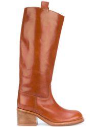 A.F.Vandevorst - Mid-calf Boots - Lyst