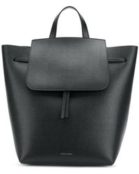 Mansur Gavriel - Drawstring Backpack - Lyst