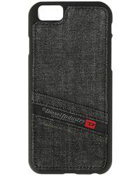 DIESEL - 'pluton Pocket' Iphone 6 Case - Lyst