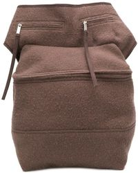 Rick Owens - Belted Loose Purse - Lyst