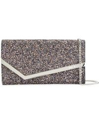 Jimmy Choo - Emmie Clutch Bag - Lyst