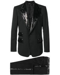 Dolce & Gabbana - Sicilia Two-piece Suit - Lyst