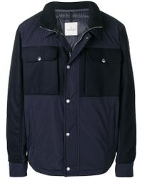 Moncler - Panelled Jacket - Lyst