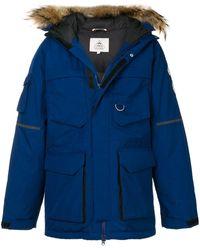 Pyrenex Hooded Parka Coat
