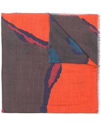 PS by Paul Smith - Printed Scarf - Lyst