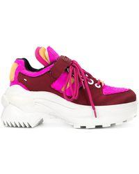 Maison Margiela - Retro Fit Sneakers - Lyst