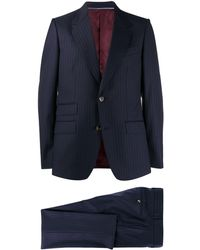 Gucci - Pinstriped Two-piece Suit - Lyst