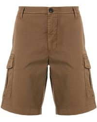 Eleventy - Bermuda Shorts - Lyst