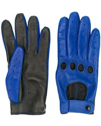 Manokhi - Contrast Gloves - Lyst