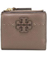 Tory Burch - Folded Small Wallet - Lyst