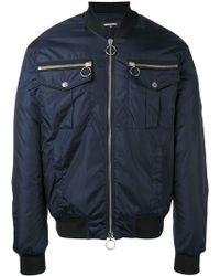 DSquared² - Summer Bomber Jacket - Lyst