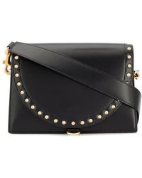 Sacai - Studded Crossbody Bag - Lyst