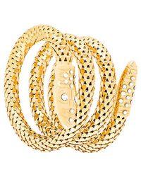 Giuseppe Zanotti - Serpent Wrap Bracelet - Lyst