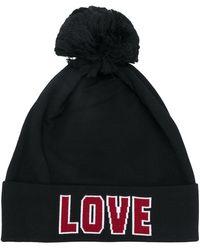 Dolce & Gabbana - Love Beanie - Lyst
