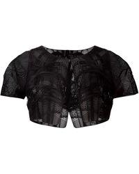Iris Van Herpen - Fiber Glass Mesh Jacket - Lyst