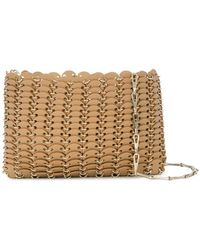 Paco Rabanne - Chainmail Shoulder Bag - Lyst