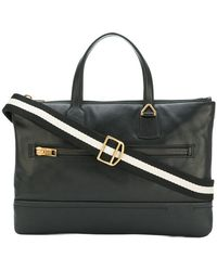 Bally | Zipped Briefcase | Lyst