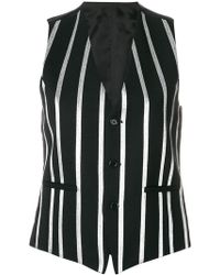 Each x Other - Striped Waistcoat - Lyst