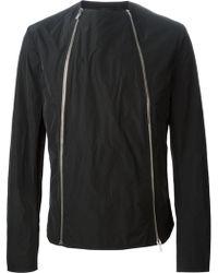 Thamanyah - Double Zip Jacket - Lyst