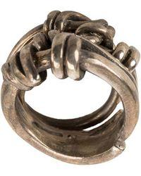 Tobias Wistisen - Stone Ring - Lyst