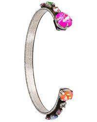 DANNIJO - Swarovski Crystal Laniyan Bracelet - Lyst