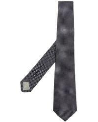 Dell'Oglio - Micro Patterned Tie - Lyst