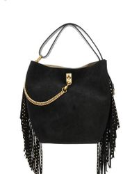 3fdf2f3f2 Givenchy Small Fringed Antigona Bag in Red - Lyst