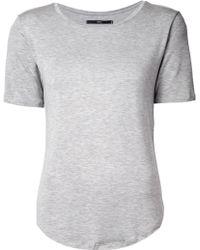 Fadeless - Round Neck T-shirt - Lyst