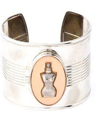 Jean Paul Gaultier - Classic Perfume Cuff - Lyst