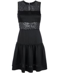 Gloria Coelho - Short Dress - Lyst