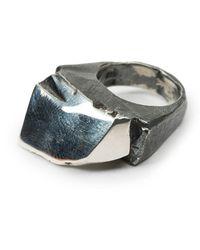 Lee Brennan Design   Shard Ring   Lyst