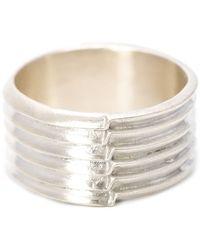 1-100 - '87' Ring - Lyst